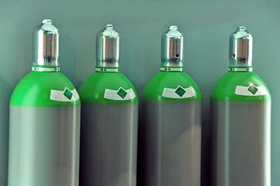 Non-Refillable Cylinders